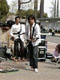 長居公園ストリートライブ 2006.4.9