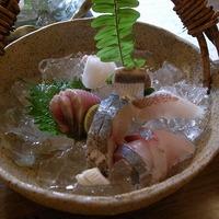 和歌浦 「魚もん屋」 お昼のランチ