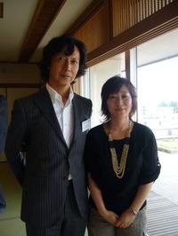 石田 淳先生と・・・