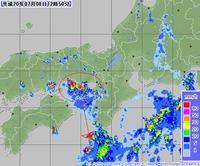 もう一雨要注意。