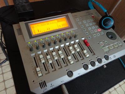 自宅でレコーディングを!