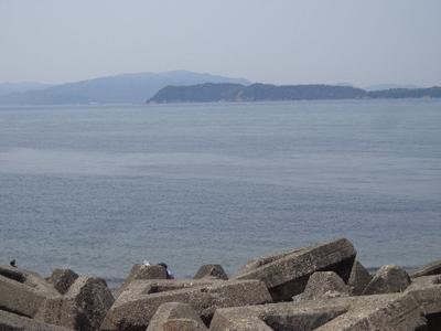 加太海岸はいいですね!