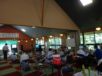 湯浅二の丸温泉イベント!