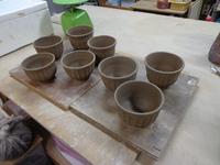 久しぶりに陶芸制作!