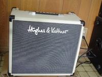 新しいギターアンプを!