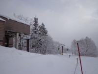 スキー今と昔のお話!