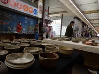ブラクリ丁陶器市!