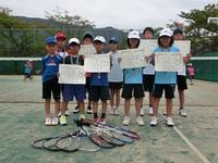 ソフトテニス入賞!!
