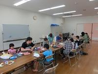 夏休み折り紙教室