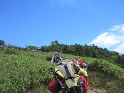 今年は八ヶ岳登山です!
