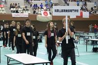 全国理容美容学生技術大会近畿地区大会入賞しました(^^♪