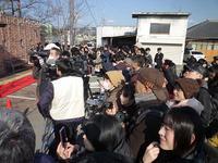 本日(9/24)読売テレビ「かんさい情報ネットten.」で和歌山電鐵「たま駅長」特集!