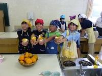 県内小学校等への県産農水産物(かき)の提供について