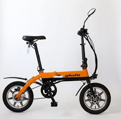 和歌山県クラウドファンディング活用支援対象プロジェクトに新たに「ハイブリッドバイク『glafit』製造・販売事業」を認定