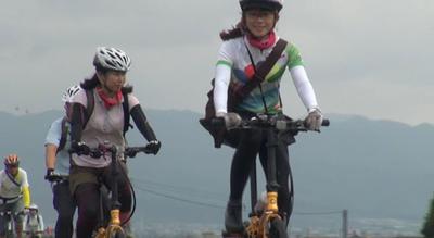 明日のNHKあさイチで「紀の川よくばりサイクリング」が紹介!