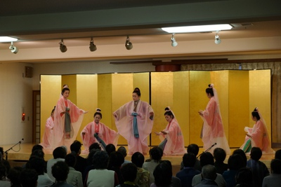 平成25年度桜・舞・道成寺2