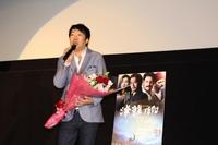 和歌山県での史実をもとにした映画「海難1890」が、初日観客動員(県内)6,247人(2015年第1位)を記録!