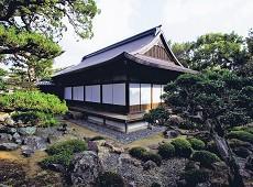 道成寺書院外観