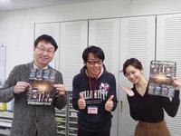 OBCラジオ大阪さんにご挨拶!