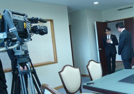 和歌山市観光発信人委嘱式➀