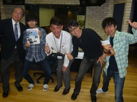 FM大阪(FM OH!)で「高野口SAMBA」