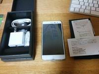 zenfone3 の購入