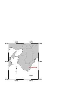 GMT5.3.1で矢印とか地図をかく