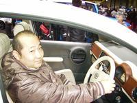 スタッフの様子(オートメッセ2011)