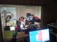 FMはしもとのスタジオ!