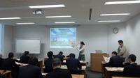 次は、東京ガス『がすてなーに』ガスの科学館を訪問。