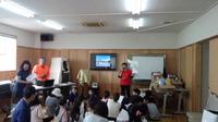 砂山地区地域活動連絡協議会の総会に出席。
