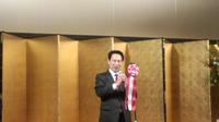 『和歌山市長尾花正啓と語る会』に出席致しました。