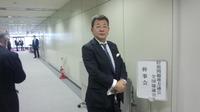 拉致問題地方議会全国協議会幹事会に出席。( 東京)