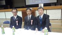第38回和歌山県ダンススポーツ競技大会開催、開会式に出席致しました。