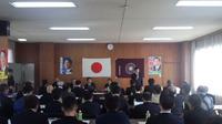 自民党和歌山県支部連合会の拡大役員会に出席。