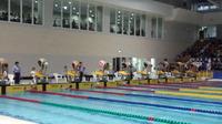 第40回全国J OCジュニアオリンピック春季水泳競技大会和歌山県予選会が開催。