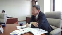 人権・少子高齢化問題等対策特別委員会の県外調査。( 佐賀県)