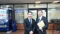 素晴らしいお話でした。佐賀県子ども・若者総合相談センターを視察。