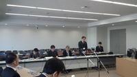 長崎県庁・長崎県議会( 新庁舎)を視察させて頂きました。