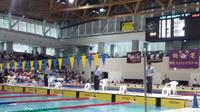 第3回わかやまオープン水泳競技大会に出席。