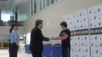 第5回秋葉山マスターズ(50 m)水泳競技大会開催。