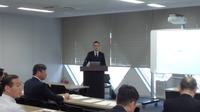 地震・津波対策を考える都道府県議会議員連盟研修会並びに地震津波シンポジウムに出席。