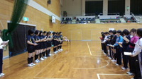 第49回全国ママさんバレーボール大会和歌山市予選大会  開催。