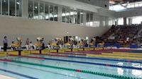 日本マスターズ水泳短水路大会和歌山(和歌山)会場開催。