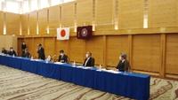 自由民主党和歌山県支部連合会の代表役員会が開かれました。