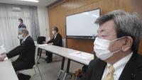 和歌山県バレーボール協会 令和2年度 理事総会に出席。