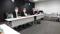 (一社)和歌山県水泳連盟 令和3年度『第1回理事会』に出席