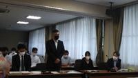 令和4年度和歌山県立高等学校入学者選抜実施に関する要望活動