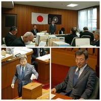 和歌山県議会平成28 年12月定例会閉会。