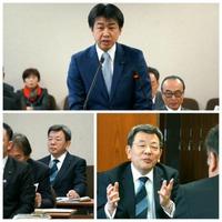 2月定例会予算特別委員会(2 日目)。